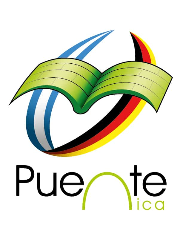 Logo of our partner Puente Nica xl